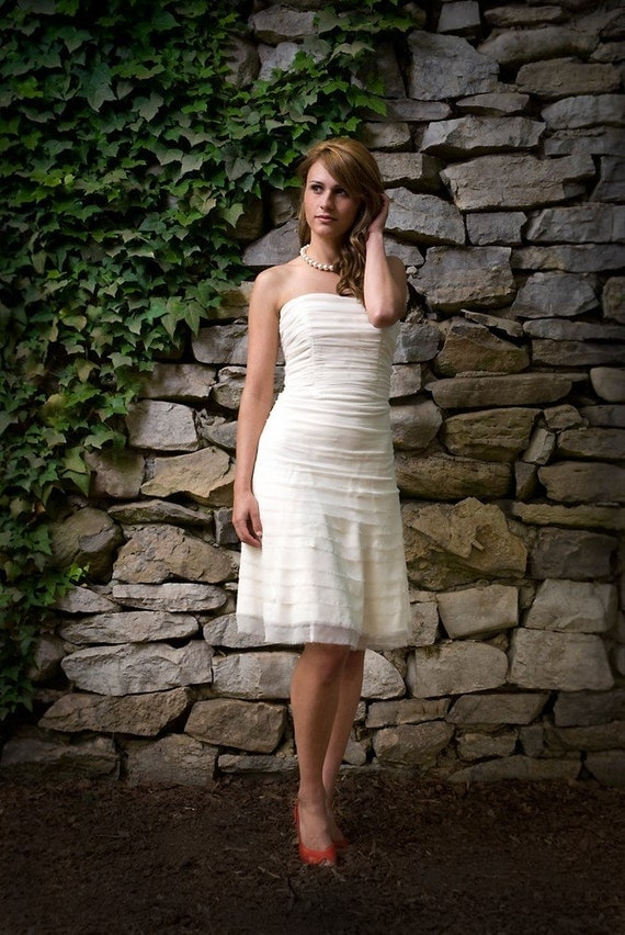 Zoe - Eco Friendly Wedding Dress - Made to Order