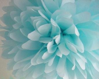Light Aqua... 1 pom