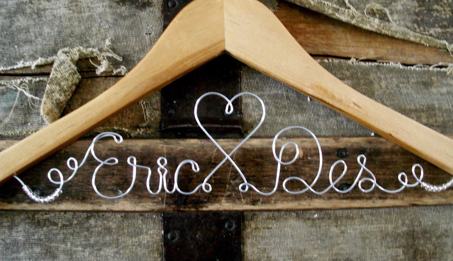 show me your personalized wedding hangers lt3 wedding hangers Reply
