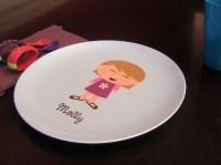 Custom Kidlet Plate