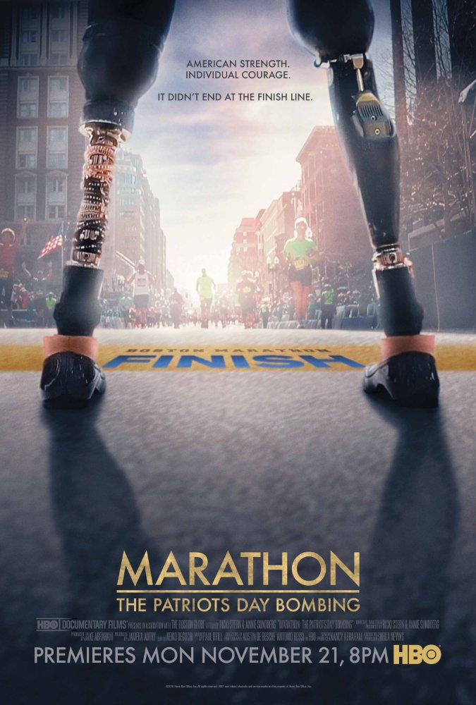 Marathon: The Patriots Day Bombing