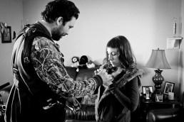 Sergio Reyes-Sheehan & Ilana Fayerman