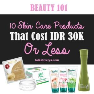 10 skincare