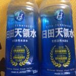 手作り化粧水に日田天領水使ってます。