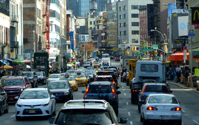 Congestion Pricing Would Cut Weekly Express Bus Commute Times By Hours: Report | Streetsblog NYC