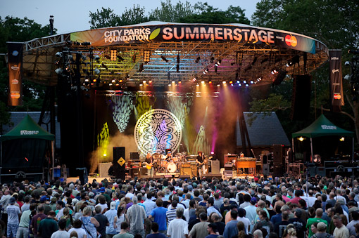 #SummerStage16 Season Schedule Announced
