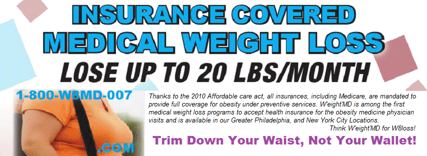 Insurance Covered Medical Weight Loss Programs In New York City