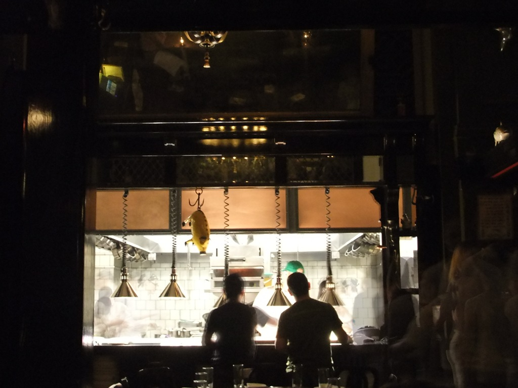 The Breslin Bar And Dining Room