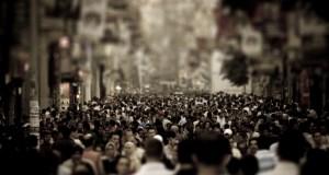 Kalabalık-Şehri