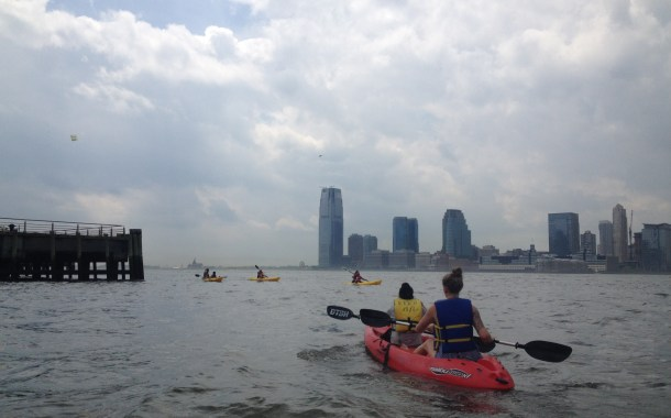A Perfect New York Summer Activity: Free Kayaking NYC