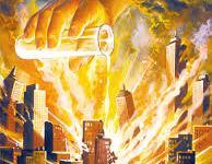啟示錄主審判 (6-20 章) 仿冒聖子的敵基督-偽政治,偽軍事; 仿冒聖靈的假先知-偽宗教,偽經濟;仿冒聖父的大紅龍-偽上帝,偽世界 (何治平牧師證道集)