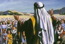 要學習摩西立功 Work (Doing) 帶領選民出埃及1.選民的身份 2.選民的仇敵 3.選民的被救(何治平牧師證道)