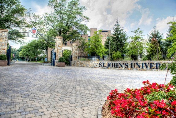 St John's entrance
