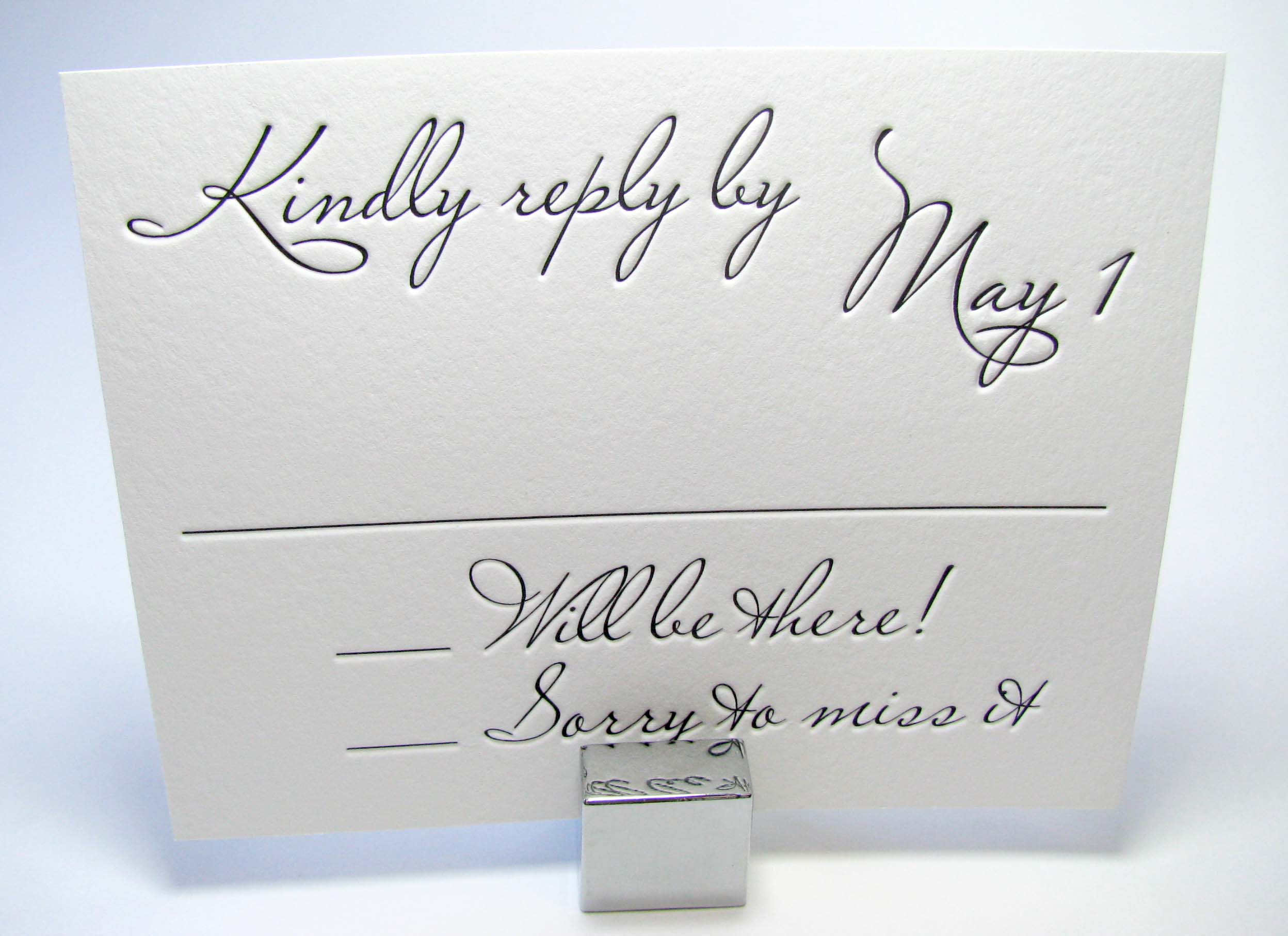 Fullsize Of Rsvp Wedding Cards