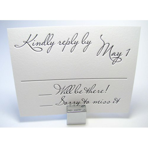 Medium Crop Of Rsvp Wedding Cards