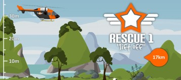Rescue 1: lift off by Pixelthis