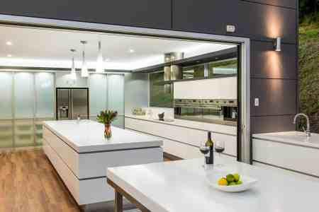 designer kitchen in samford 07