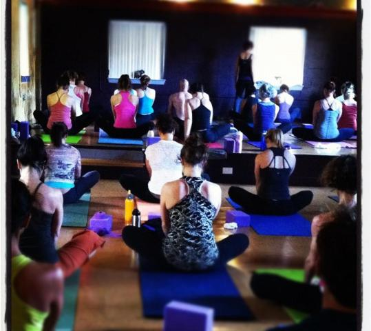 January Special:  31 Days of Yoga