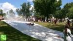 Wet and Wild slide