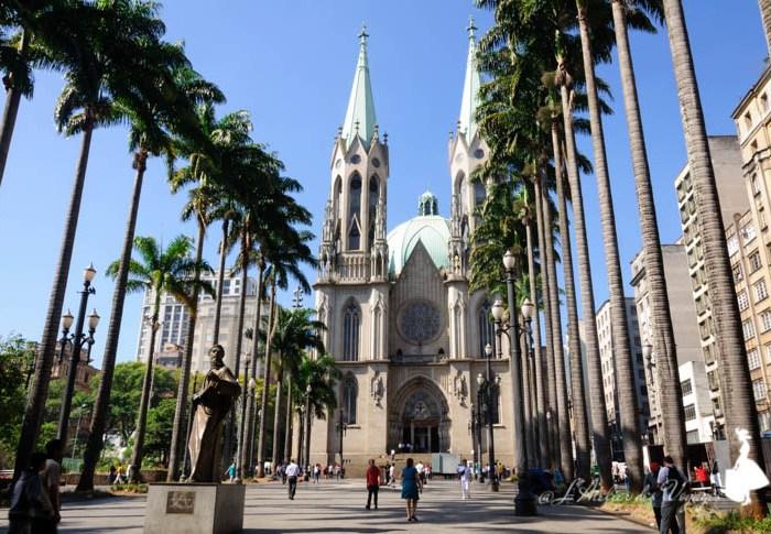 Catedrala Metropolitana din Sao Paulo_