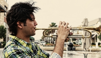 Omar Martinez – trumpet
