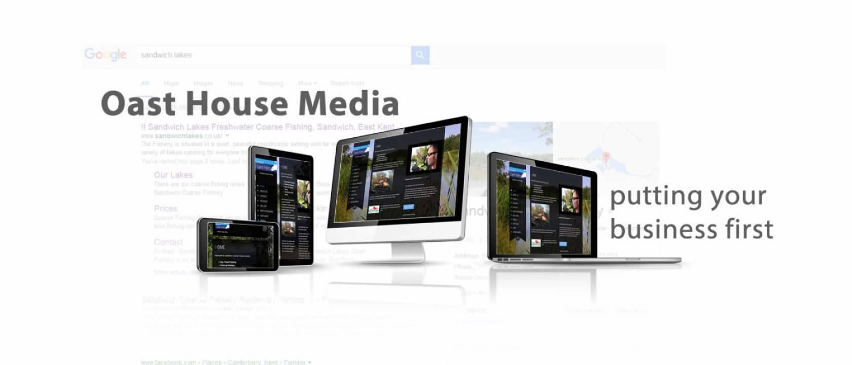 website designers in east kent