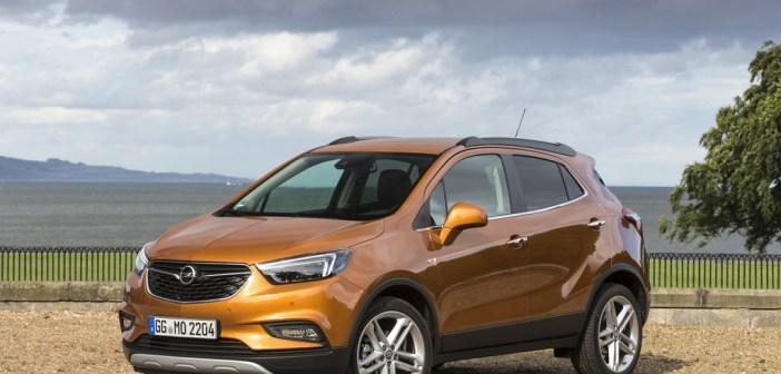 Nowy Opel Mokka X już od 72 450 zł