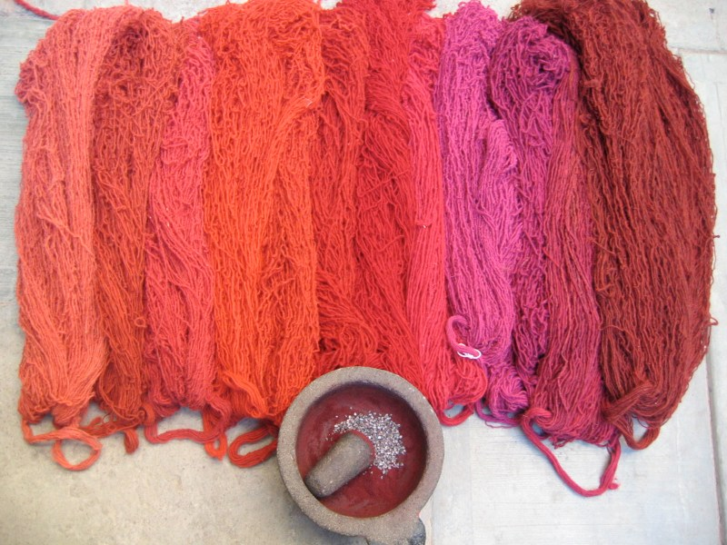 Cochineal Colors