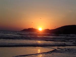 Sunset at Mazunte