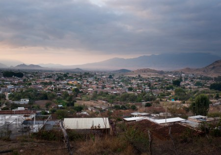 Teotitlan del Valle, Oaxaca, photo by Matt Nager