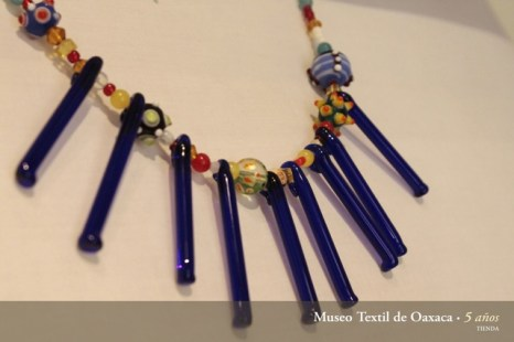 Xaquixe reproduction San Pedro Quiatoni necklace