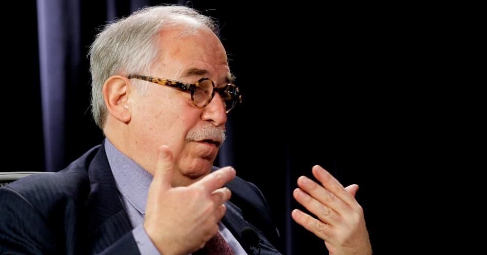 Marco Aurélio Garcia, assessor especial da Presidência da República