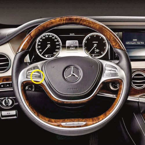 mercedesbutton