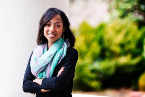 Off the Cuff: Tamika Nunley, Assistant Professor of History