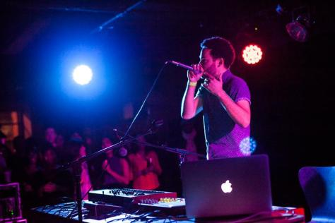 McFerrin Melds Jazz with Neo-Soul, Hip-Hop Beats