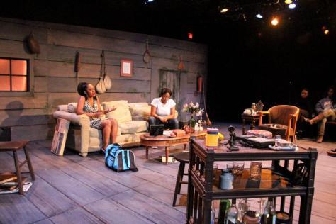 Actors Impress in Psychological Drama