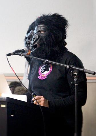 Feature Photo: Guerrilla Girls