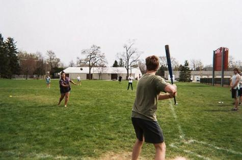 Intramurals Require Ambition, Accessibility
