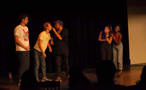 Feature Photo: Back to School Improv Xtravaganza