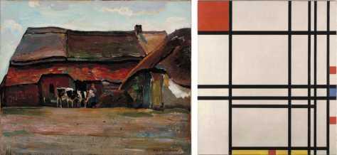 Framing the Allen: Abstraction Shows Artist Evolution
