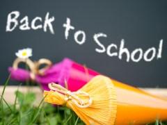 Schuljahresbeginn