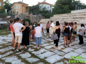 Специална обиколка - Римска мода