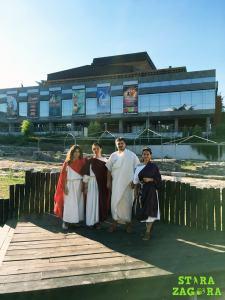 Roman clothing tour free stara zagora tour 1