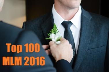 Top 100 des entreprises MLM en 2016