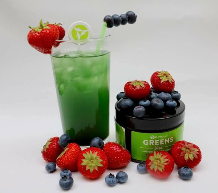 Avis Greens It Works : 5 fruits et légumes par jour vous dites ?