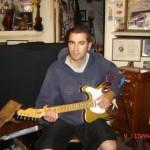 """""""Them Flashbacks"""", Shane O'Brien used drummer Scott Attlesey """""""