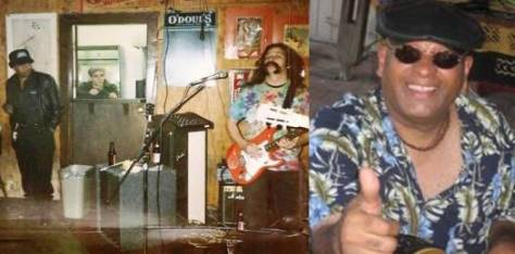 """Doc and Shame Shame Shame Blues Band 1993 and OBsEdge 2008"""