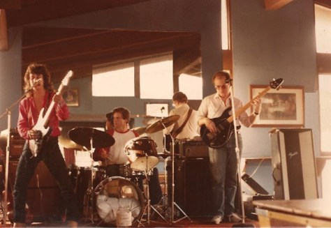 """Shane O'Brien 1983 Gig The Starboard Attitude, Redondo, Beach,CA"""