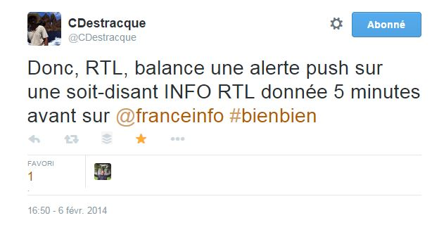 destracque rtl france info
