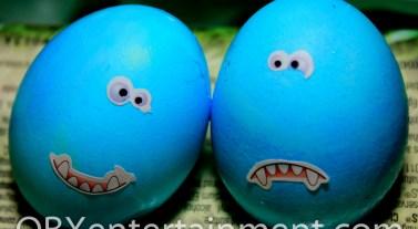 Easter Eggs need love too!